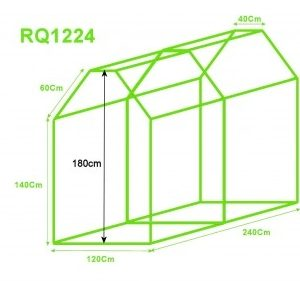 Roof-Qube RQ1224-3192