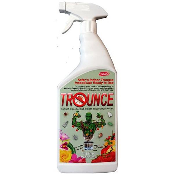 Safer's Trounce 1Ltr Spray Bottle