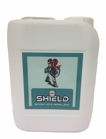 Shield Spider Mite Repellent Spray – 5ltr
