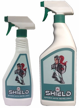 Shield Spider Mite Repellent Trigger Spray