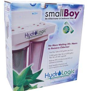 Hydrologic SmallBoy Filter System-4579