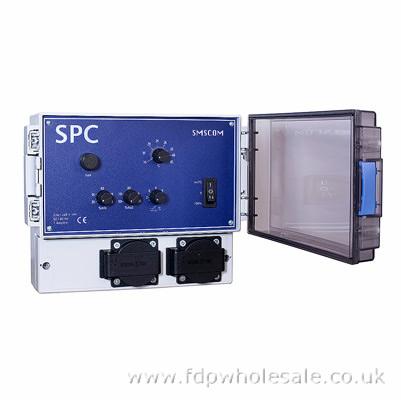 SMSCOM SPC Temperature Controller