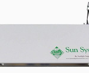 "Sun System Super Sun 2 - 6"" Air-Cooled Reflector-3378"