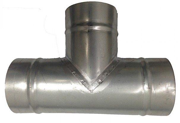 Ducting Connectors – 'T' Piece