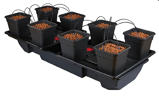 Wilma 8 XL Wide – 18 Litre Pots (AW708V2)